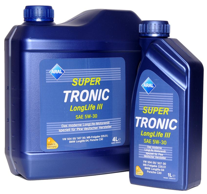 Aral SuperTronic LongLife 3 5W-30 1x1L