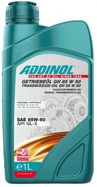 ADDINOL GETRIEBEÖL GH 85W-90 1 Liter