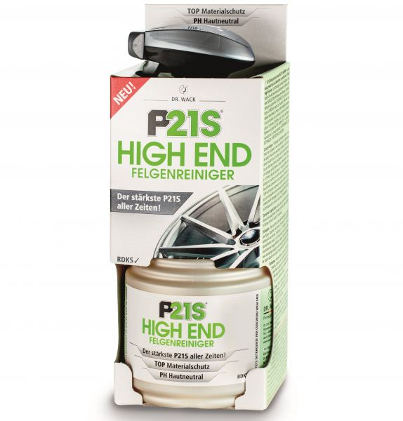 Dr. Wack P21S HIGH END Felgenreiniger 750 ml