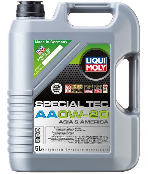 Liqui Moly Special Tec AA 0W-20 Motoröl 5 Liter