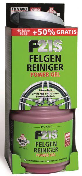 Dr. Wack P21S Felgen Reiniger POWER GEL 750 ml